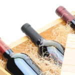 Verzend flessen wijn in luxe